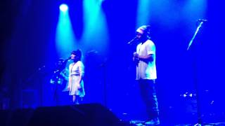 Angus and Julia Stone - Stay With Me (Sam Smith cover) live @ Sentrum Scene, Oslo Norway