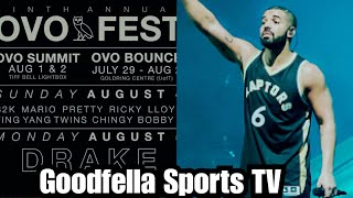 Fans Upset With Drake After Ovo Festival Tickets Go For As Much As $2,500!!!