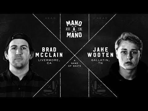 Mano A Mano 2018 - Round 1: Brad McClain vs. Jake Wooten