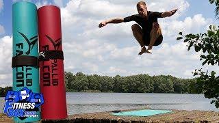 FalconOne Trainingsmatte im Test: Die beste Sportmatte für das Outdoor-Training!? [deutsch] 4K
