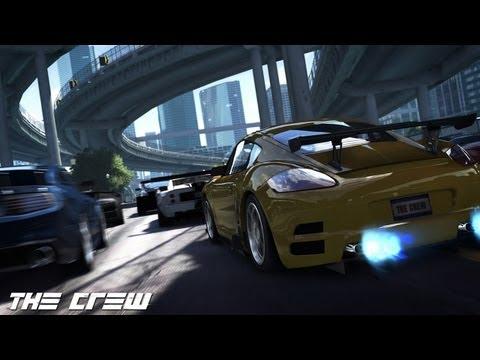 E3 2013 : <b>The Crew</b>, le nouveau concurrent de <b>Need</b> <b>For Speed</b>