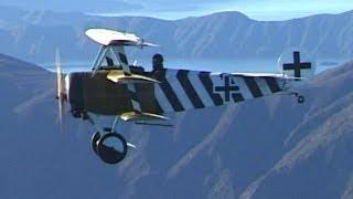 World War 1: Fokker Dr.1 Triplane - Hans Kirschstein