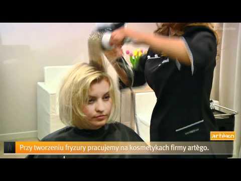 Leczenie włosów klasie mistrzowskiej
