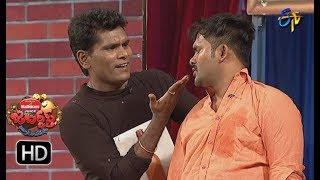 Chammak Chandra Performance | Jabardasth | 3rd January 2019   | ETV Telugu