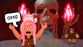 Escape The Castle Of Robloxia Obby On Roblox