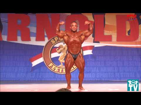 Arnold Classic Columbus 2016 Pro Men´s 212 Final