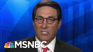 Trump Lawyer Reveals Impeachment Defense In Fiery MSNBC Interview | The Beat With Ari Melber | MSNBC