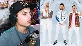 [Reaccion] Wisin & Yandel, Maluma - La Luz (Official Video) Themaxready