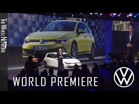 Volkswagen Golf Generation 8 World Premiere – Full Press Conference