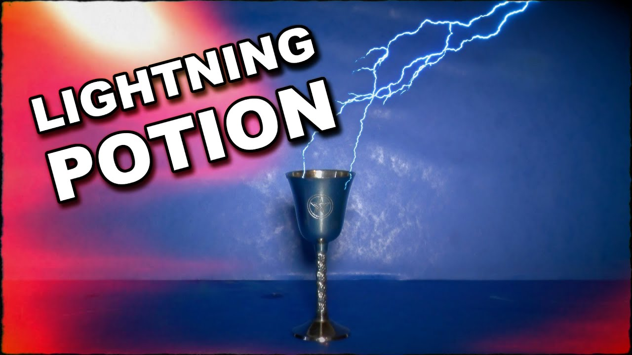 How To Make A Lightning Power Potion