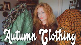 Autumn Bohemian Try On Clothing Haul