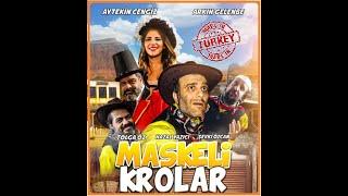 Maskeli Krolar  - Komedi filmi Full izle 2018 (ABONE OL)