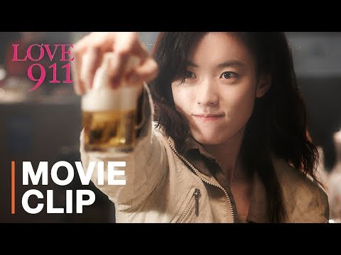 Drinking games & bar fights, get a girl who can do both |  'Love 911' starring Han Hyo-joo, Go Soo