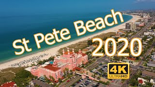 ST PETE BEACH 2020 - Fort DeSoto, Pass-a-Grille, & Treasure Island