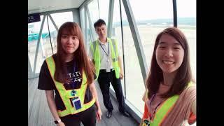 【影片回顧】香港大專生36天內地航空業實習計劃2018