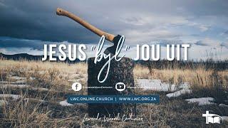 """Jesus """"byl"""" jou uit"""