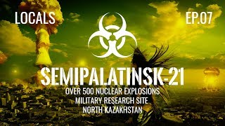 preview picture of video 'My home: nuclear base Semipalatinsk-21, Episode 07: Locals'