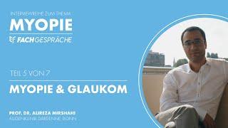 EYEFOX Fachgespräch - Myopie & Glaukom