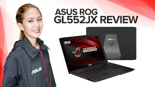 ASUS ROG GL552JX Full Review & Benchmark