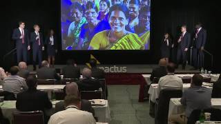 Enactus World Cup 2016 - Semi-Final Round - United States