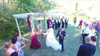 Kayla and Colt's Wedding