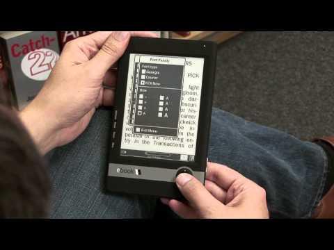 Elonex eBook Reader - Product Video