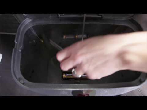 Homra afvalemmer met sensor 8L - vingerafdruk bestendig RVS - Homra Prime collection