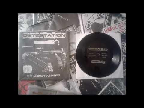 Detestation - The Inhuman Condition
