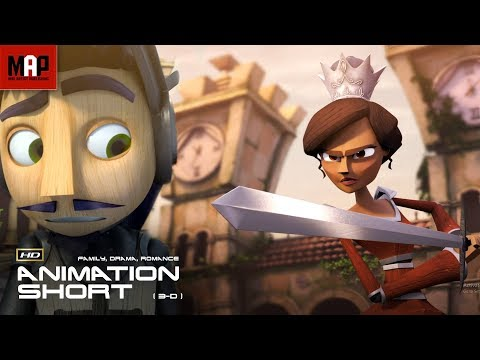 """CGI 3D Animated Short Film """"ILLEGAL MOVE""""- Emotional Animation by Ringling College"""