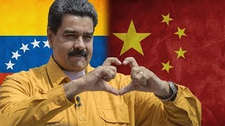 China Is Propping Up Venezuela's Dying Economy