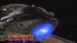 Star Trek V: The Final Frontier (1989) Video
