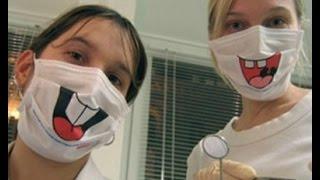 Как делают медицинские маски на китайском оборудование