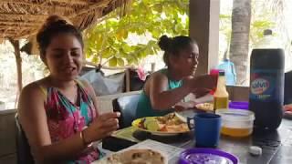 Que Rico Almuerzo Nos Dio La Mamá De Fatima: Gracias Niña Marta!