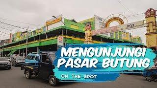 ON THE SPOT | Inilah Pasar Butung, Blok M-nya Makassar, Destinasi Berbelanja Grosir