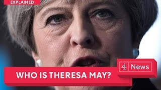 Who is Theresa May? (Profile and interview)