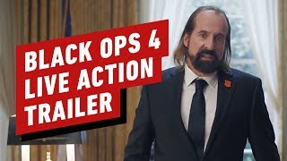 Call of Duty: Black Ops 4 - The Replacer Trailer