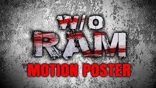W/O Ram (Wife Of Ram) 2019 New Hindi Dubbed Motion Poster | Lakshmi Manchu, Samrat Reddy