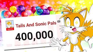 TAILS KISSES TAILSKO? | Tails VS DeviantArt Fan Edition (400k Special)