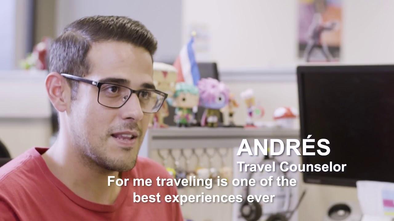 Carlson Wagonlit Travel video