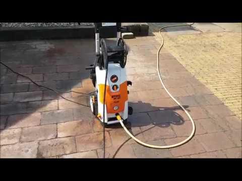 Stihl RE 163 Plus - Quick review (English)
