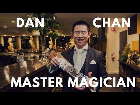 Master Magician Dan Chan