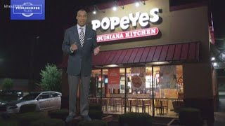Foolishness files: Man pulls gun on Popeyes employee for running out of chicken sandwiches