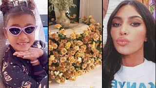 Watch North West THROW SHADE at Kim Kardashian
