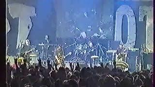 Фрагменты концерта ДДТ в Мурманске 1996 год