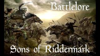 Battlelore - Sons of Riddermark