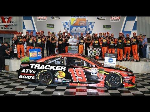 'My heart dropped a little bit' | NASCAR Crew Call at Richmond Raceway