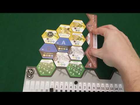 Suburbia + Inc expansion - Gameplay Runthrough - Part 2