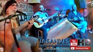 preview picture of video 'Música Amanecer Borincano, Restaurante ASAO, Ciales, Puerto Rico'