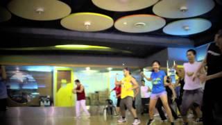Respirator by FLO RIDA Streetdance class with Reagan Cornelio