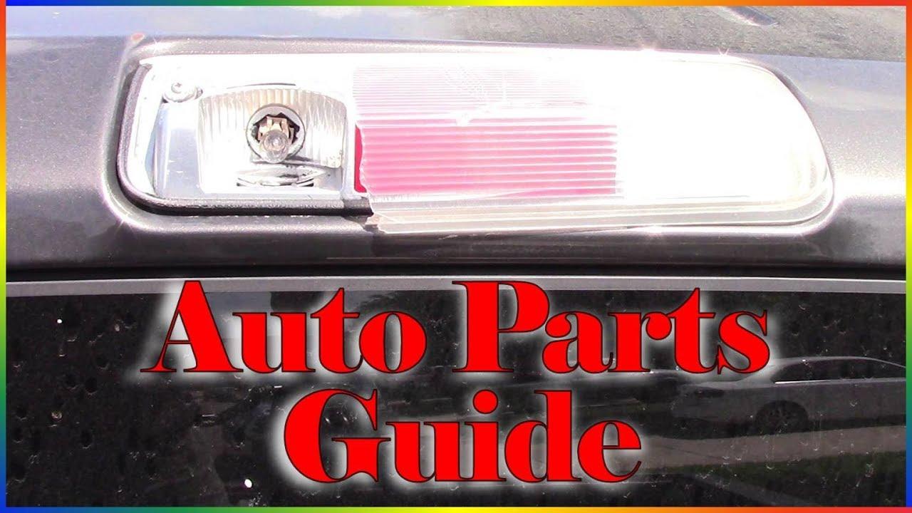 Auto parts compatibility database